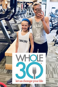 Follow my whole30 challenge in 2018!