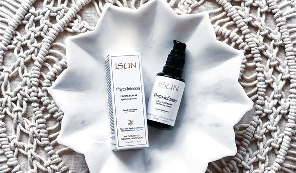 I Found a New Love, Isun Skincare