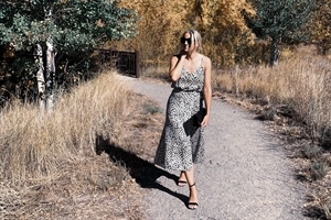 How to Style a Leopard Print Skirt 3 Ways For Fall
