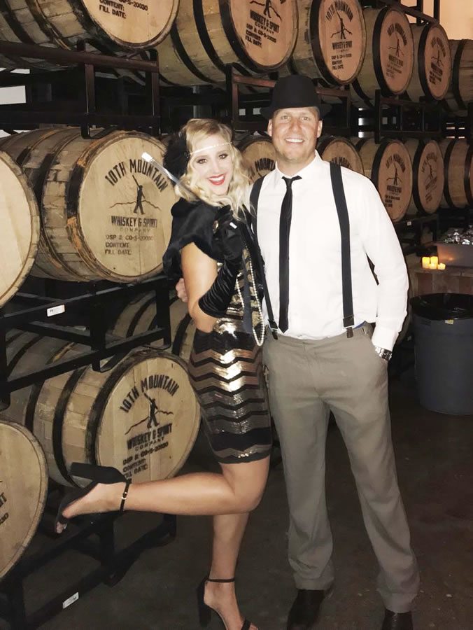 Great Gatsby Roaring 20's Halloween Party